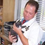 L D Kitten with Curt